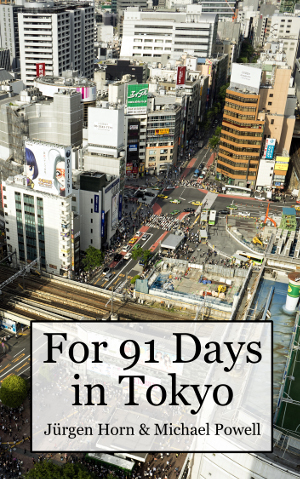 Tokyo Travel Guide Book